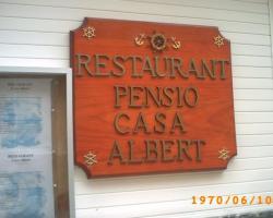 Pensió Casa Albert