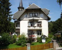 Aura Pension im Thüringer Wald