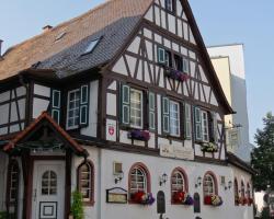 Hotel Schützenhof mit Loungegarten