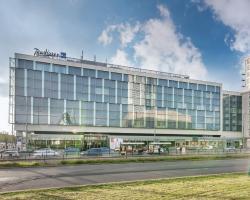 Radisson Blu Hotel Leipzig