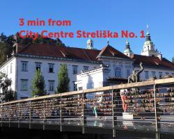 City Centre Apartment Streliška