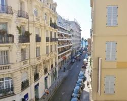 Riviera home - Le France 2 Pièces