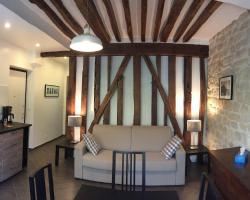 Paris-Canal Apartment