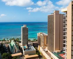 Waikiki Banyan Tower 1 Suite 3506