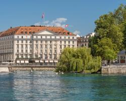 Four Seasons Hotel des Bergues Geneva