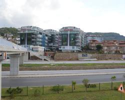 Konak Luxury Direct Beach Apartments