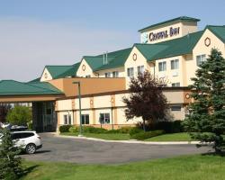 Crystal Inn Hotel & Suites - Great Falls