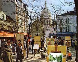 Paris appartement au sacré Coeur