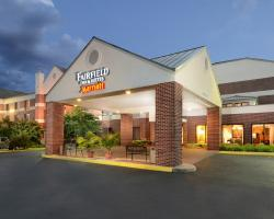 Fairfield Inn & Suites by Marriott Charlottesville North