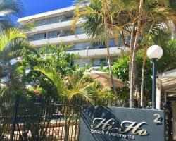 Hi Ho Beach Front Apartments on Broadbeach