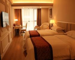 Meihao Hotel Xiamen (Formar Shi Ji Huan Dao Hotel)