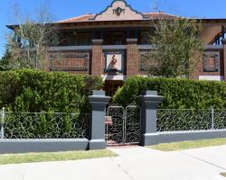 Mercedes House