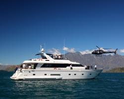 Pacific Jemm - Luxury Super Yacht - Queenstown
