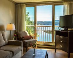 Oceanfront Suites at Cowichan Bay