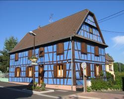 Chambres d'hôtes La Maison Bleue
