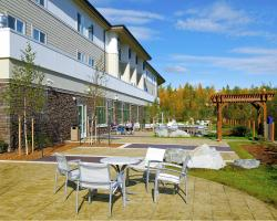 SpringHill Suites Anchorage University Lake