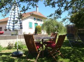 Gite du gros pommier, Saulxures (рядом с городом Colroy-la-Roche)