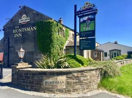 The Huntsman Inn, Holmfirth (рядом с городом Holmbridge)