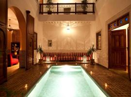 Riad Les Bougainvilliers, Marrakech