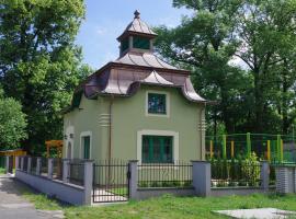 Vilka Marticus, Frenštát pod Radhoštěm (Tichá yakınında)