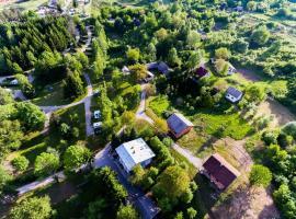 House Oliver, Грабоваце (рядом с городом Раковица)