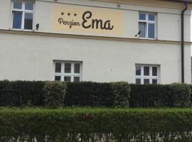 Penzion Ema B&B, Prostějov (Smržice yakınında)