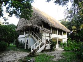 Chaab'Il B'e Lodge & Casitas, Punta Gorda (San Antonio yakınında)
