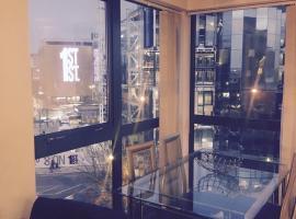 Deansgate Locks Luxury Apartment
