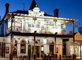 The Shamrock Hotel (Live Music Venue)