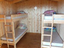Camping Klievoie mesto, Kuchki (Shipki yakınında)