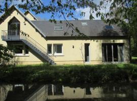 Holiday home bis route de Saint Quentin, Вилькье-Омон (рядом с городом Beaumont-en-Beine)