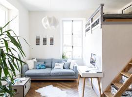 Cocon Apartment, Шамони-Монблан (рядом с городом Les Praz-de-Chamonix)
