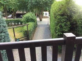 El Rancho Criollo, Maubert-Fontaine (рядом с городом Signy-le-Petit)