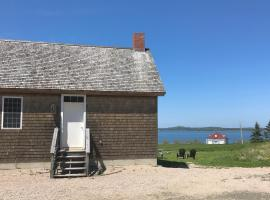 The Keepers Cottage, Lubec (Near Grand Manan Island)