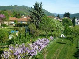 gîte Rose-Thé, Ambérieu-en-Bugey (рядом с городом Châtillon-la-Palud)