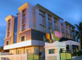 Hotel Vinayaga Rameswaram, Rāmeswaram (рядом с городом Ayyanthopu)