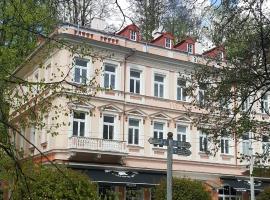 Apartment Marienbad Hlavni 131/50