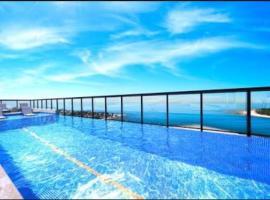 apart hotel Barra de jangada, Recife (Candeias yakınında)