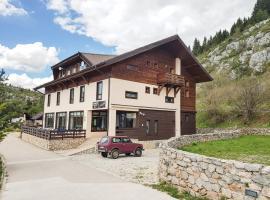 Motel Cavljak, Saraybosna (Vučja Luka yakınında)