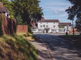 The Haughmond, Shrewsbury