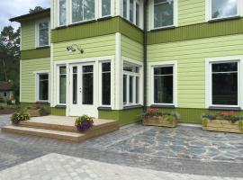 Merisiil Apartments