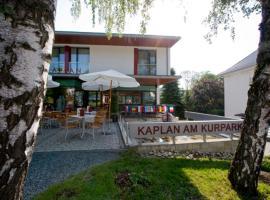 Kaplan am Kurpark, Bad Tatzmannsdorf (Stadtschlaining yakınında)