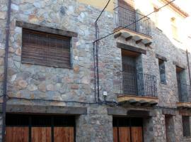 Tia Rulla 1, Pina de Montalgrao (El Toro yakınında)