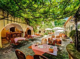 Landhaus Grinzing, Viyana (Bellevue yakınında)