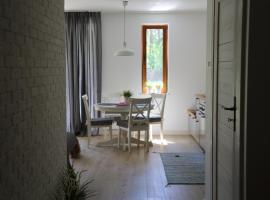 Apartament Mezuvio Baltic Park