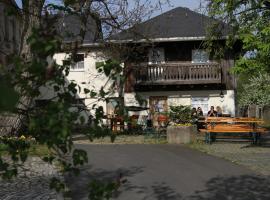 Ferienwohnungen Steinhaus, Thiersheim (Thierstein yakınında)