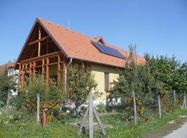 Búzavirág Tábor, Vámosújfalu (рядом с городом Erdőhorváti)
