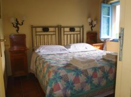 La Borghesa, app. Quercia, Pontremoli (Zeri yakınında)