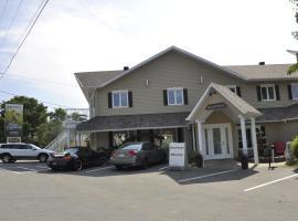 Motel Blanche d'Haberville, Saint-Jean-Port-Joli (Saint-Roch-des-Aulnaies yakınında)