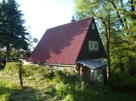 Chata u Jasanu, Komorní Lhotka (Střítež yakınında)